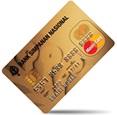 BSN MasterCard Emas