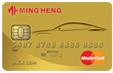 EON Bank Ming Heng Gold Master Card