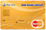 Eon Bank Pacific Master Gold