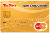 Eon Bank The Store Master Gold