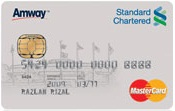Standard Chartered Amway Calssic Master Card