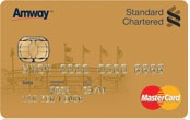 Standard Chartered Amway Gold Master Card