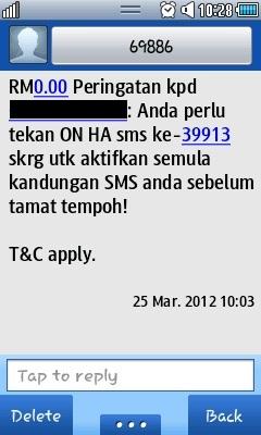 Scam Alert 39913