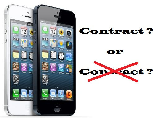Apple iPhone 5 Non Contract